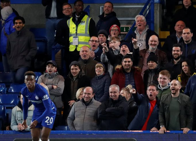 Sarri thanks Chelsea fans for support and hails team for neat display against Brighton