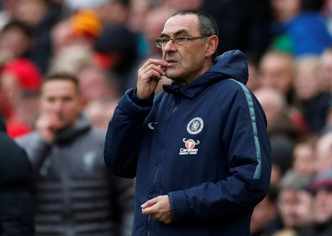 Sarri tired of sack rumours