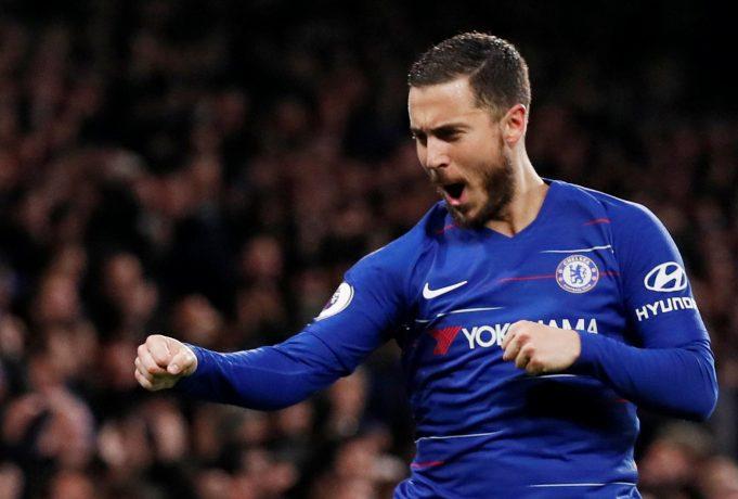 Zizou full of praise for Eden Hazard