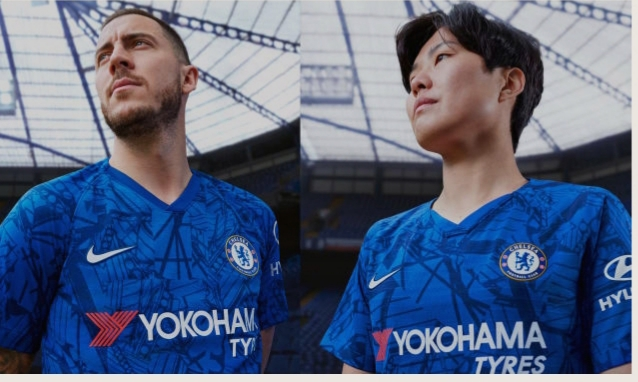 finest selection ddb53 72342 Chelsea unveil kit for next season