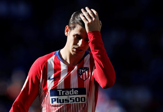 Alvaro Morata Doesn't Want To Return To Chelsea