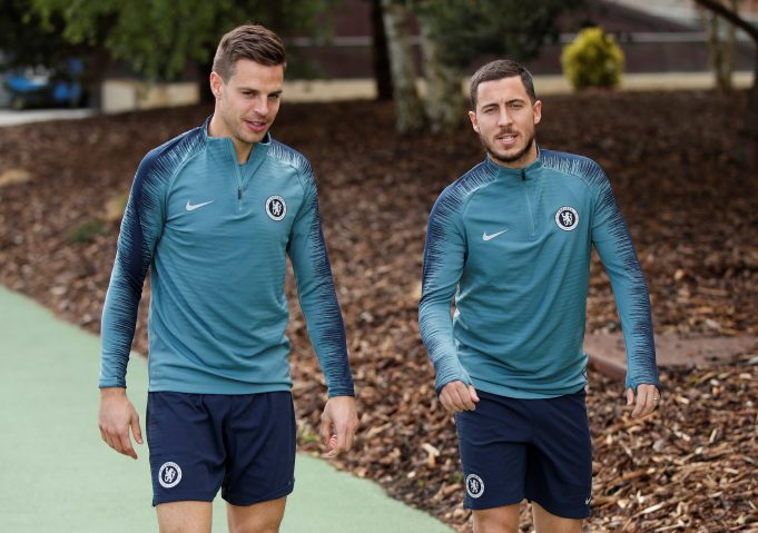Azpilicueta discusses how hard a hit Hazard loss will be for Chelsea