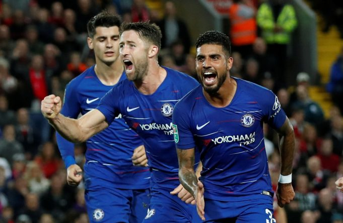 Chelsea Defender Chased By London Rivals