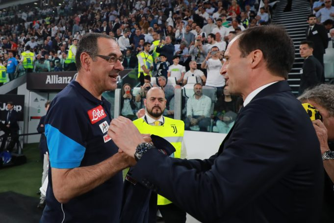 Chelsea Manager Hold Talks With Juventus To Replace Massimiliano Allegri