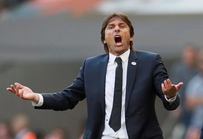 Conte drops major hint on his management future