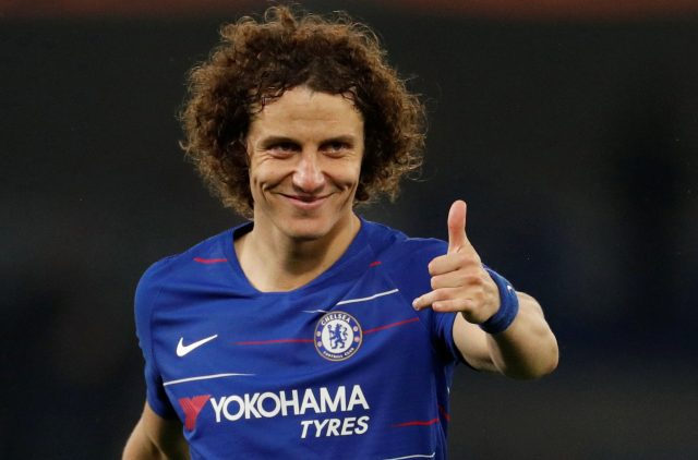 David Luiz Kills Takeover Rumours After Heart-To-Heart With Chelsea Owner
