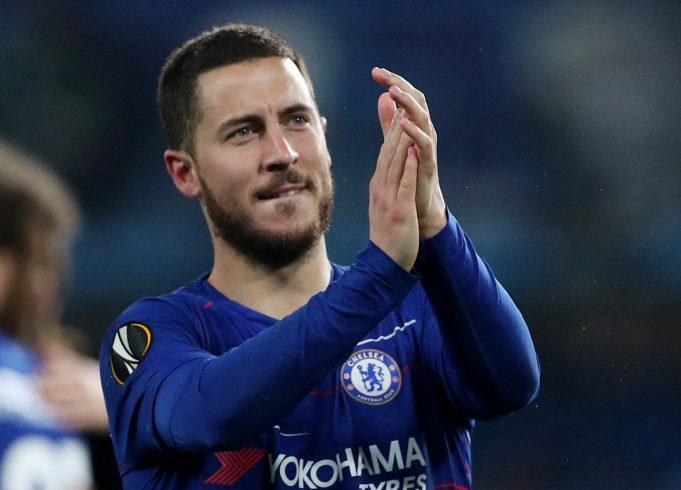 Eden Hazard Hints At Extending Chelsea Stay