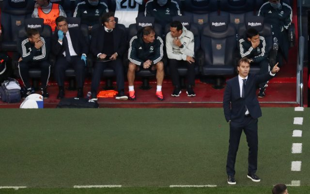 Former Real Madrid Manager Linked with Chelsea Job