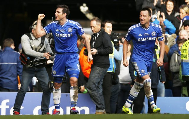 Hasselbaink hails Lampard and Terry