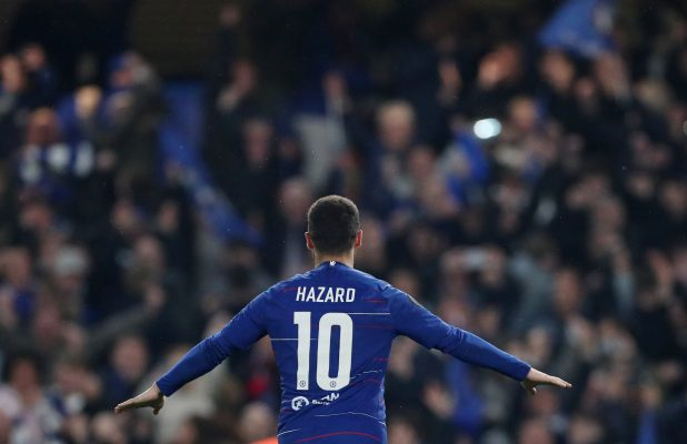 Hazard leaving chelsea