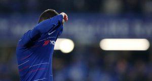 Hazard's last game in England!
