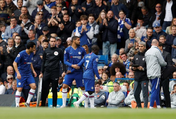 Kante reveals his injury extent and talks about Chelsea's season objectives