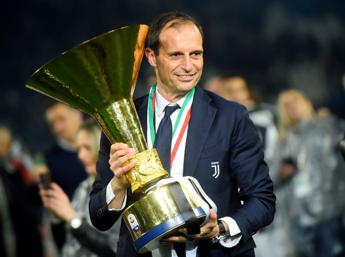 Massimilano Allegri Notifies Chelsea About His Availability
