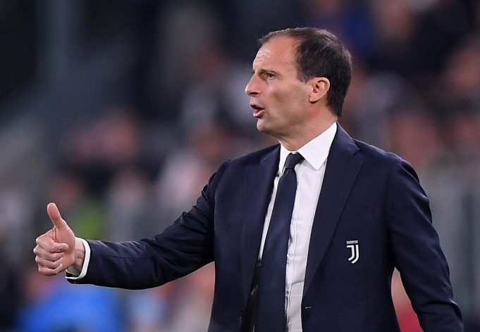 Massimiliano Allegri Steps Down As Juventus Manager