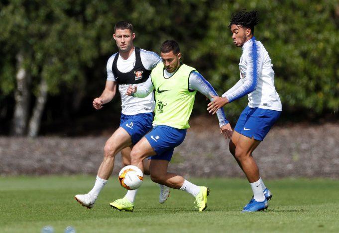 Maurizio Sarri Desperately Wants Eden Hazard To Stay
