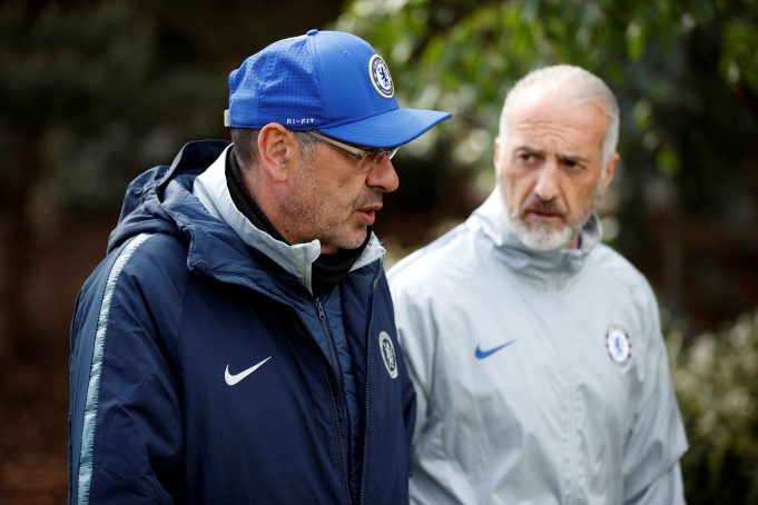 Maurizio Sarri Insists 'One Or Two' Signings Would Turn Chelsea Into Title-Contenders