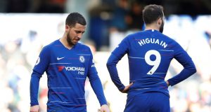 Maurizio Sarri Wants To Keep Gonzalo Higuain At Chelsea Next Season