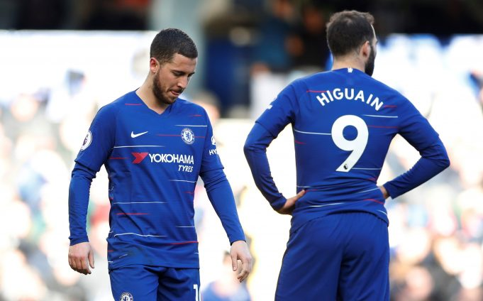 Maurizio Sarri Wants To Keep Gonzalo Higuain At Chelsea Next Season