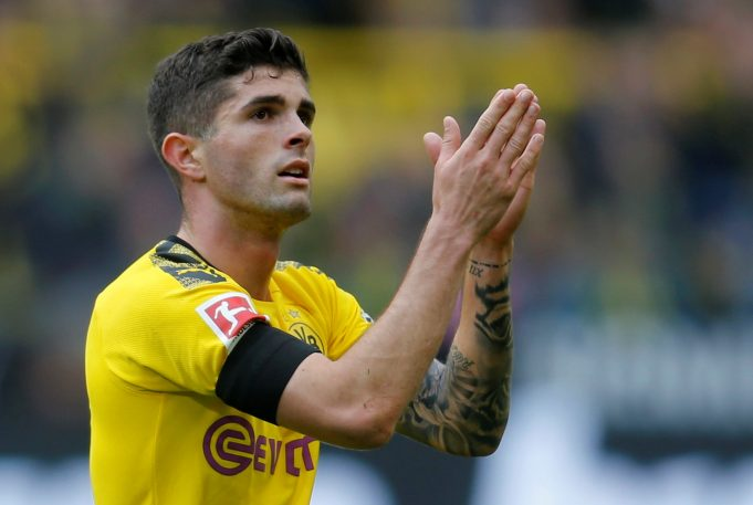 Pulisic outlines his Chelsea ambitions