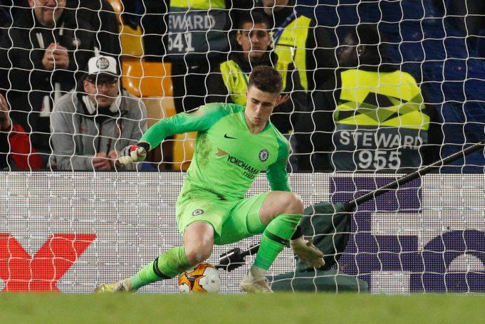 Rob Green Praises Kepa Arrizabalaga's Impact At Chelsea