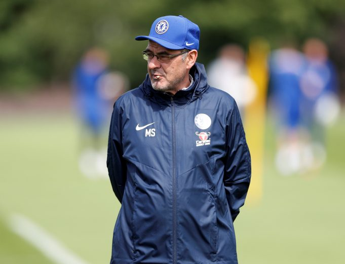 Sarri hands in Chelsea ultimatum
