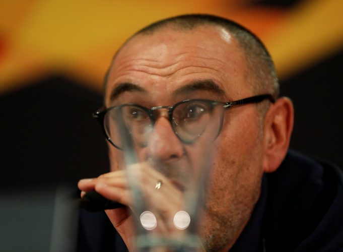 Sarri's big headache ahead of the game tonight!