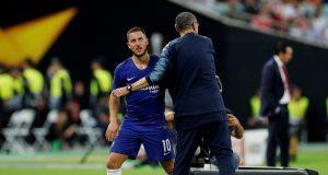 Sarri's take on Hazard's farewell to Chelsea