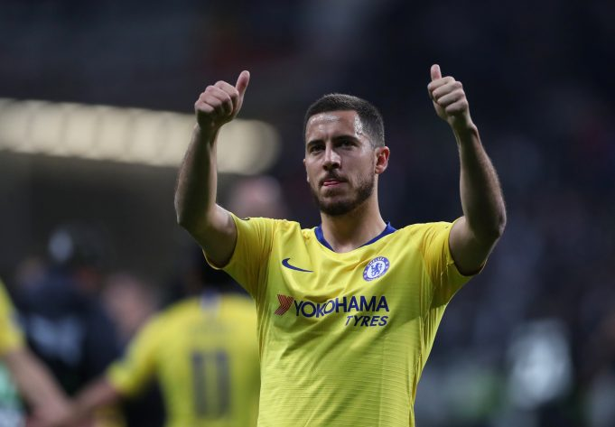 What Sarri thinks of Hazard's role in the team