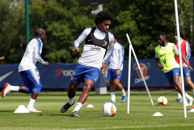 Willian on what makes this season a success