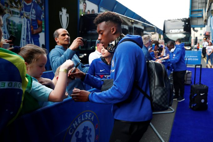Bayern to steal Hudson-Odoi from Chelsea?