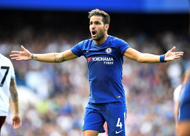 Cesc Fabregas Lifts Lid On How It Is To Play Under 'Stubborn' Sarri