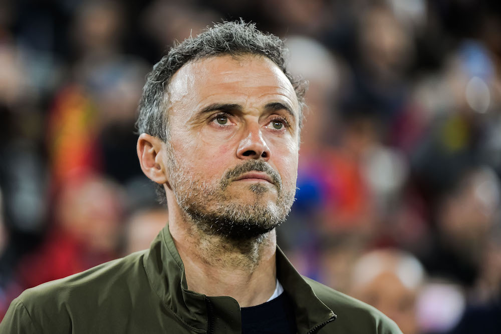 Chelsea FC next manager odds Luis Enrique