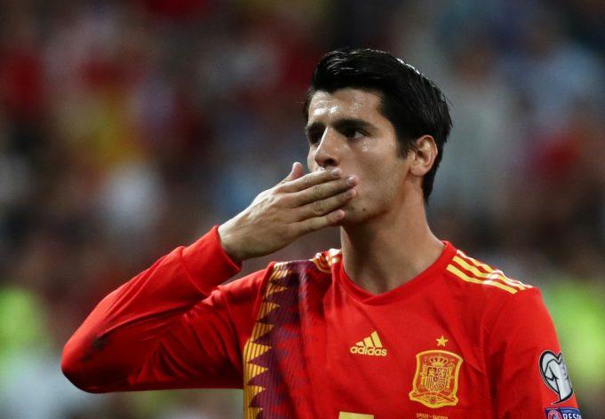 Chelsea Threaten Atletico Madrid With Morata Callback