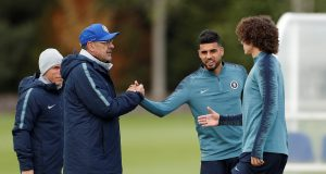 Chelsea Wing-Back Hints At Leaving For Juventus With Sarri