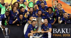 Chelsea dominate Europa League's All-Star squad!