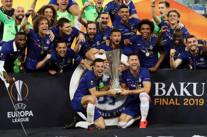 Chelsea dominate Europa League's All-Star squad!