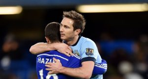 Drogba provides Lampard and Hazard updates for Chelsea