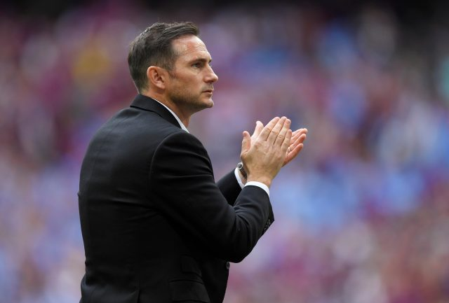 Former Chelsea bosses split between Lampard choice