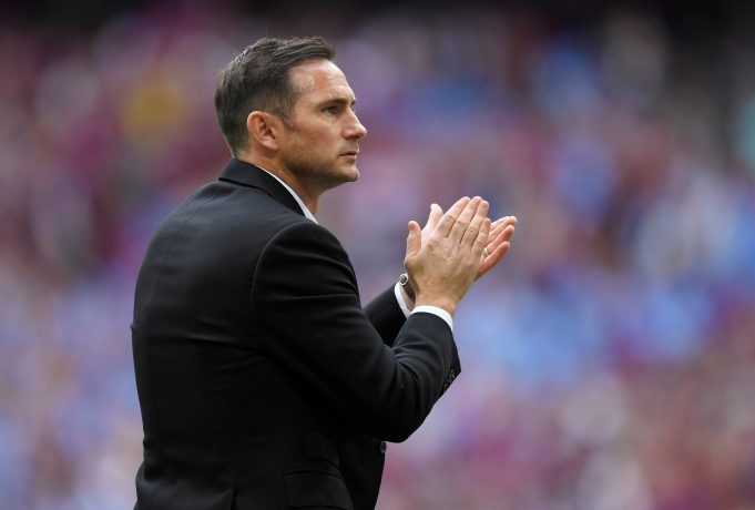 Frank Lampard would be a good choice: Redknapp
