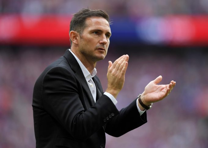 How Much Chelsea Will Have To Pay Derby For Frank Lampard