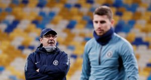 Jorginho's double warning for Chelsea and Sarri