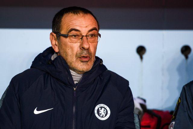 Juventus Pays Chelsea £5m Release For Maurizio Sarri