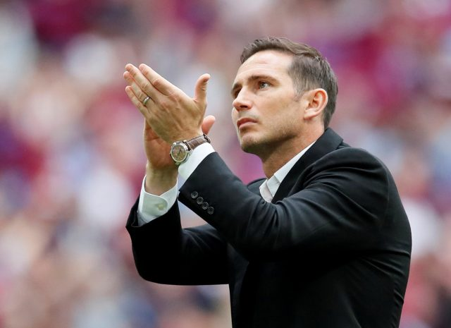 Lampard backed to become Chelsea manager by former Blues boss