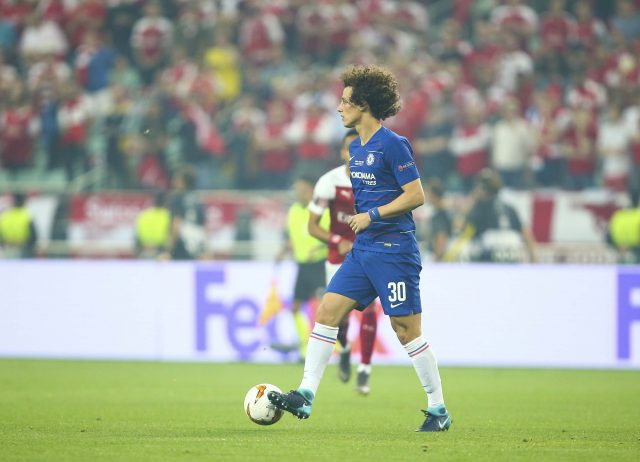 Luiz discusses his lofty ambitions with Chelsea