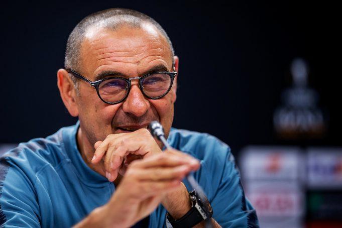 Maurizio Sarri Drops Massive Hint About Juventus Move