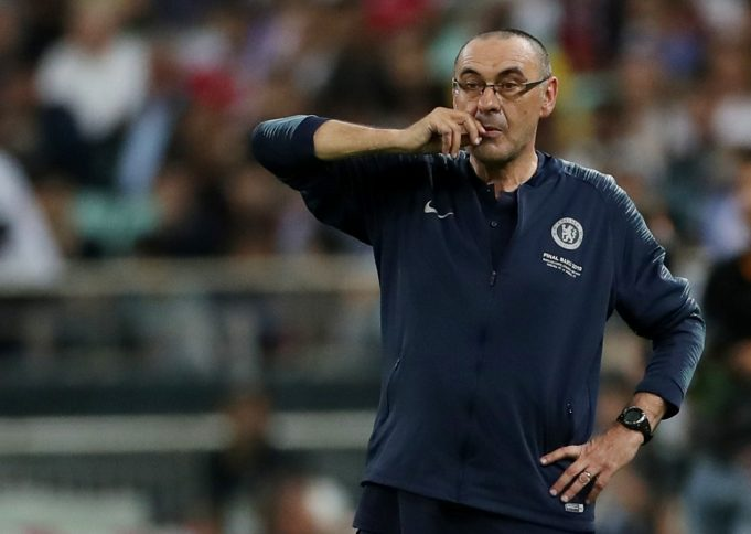 Maurizio Sarri Has Been Allowed To Leave Chelsea For Juventus