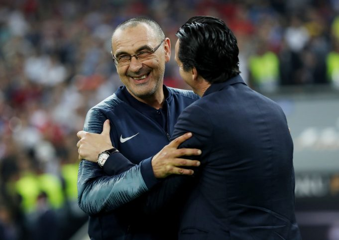 Maurizio Sarri 'Only Hours Away' From Being Named Juventus Manager