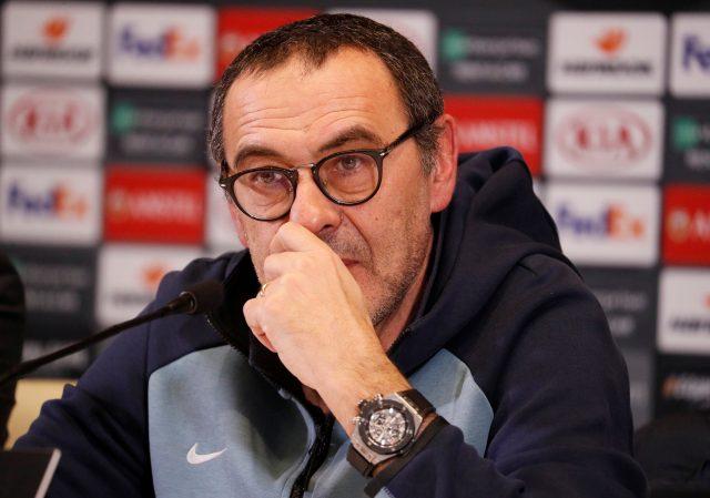 Maurizio Sarri To Juventus 'Confirmed'