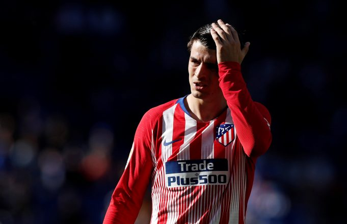 Morata blames Chelsea fans for loss of form