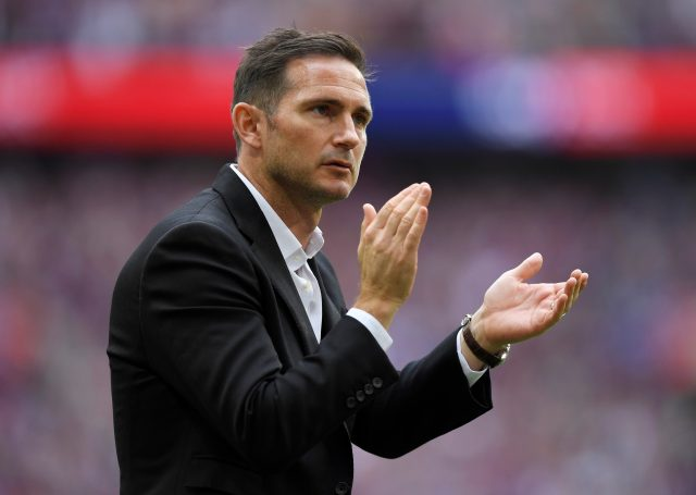 Redknapp reveals his take on Frank Lampard as Chelsea boss